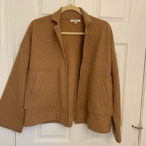Madewell Sweater Coat Size Small